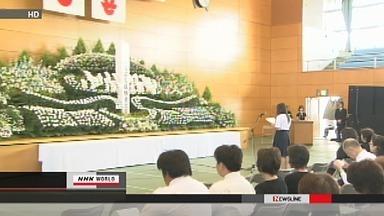 Une cérémonie commémorative s'est tenue dans la ville de Soma | NHK WORLD English | Japon : séisme, tsunami & conséquences | Scoop.it