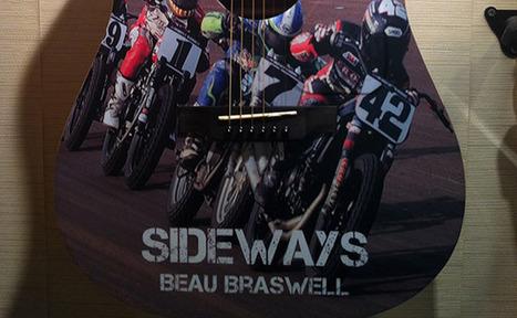 Beau Braswell/Epiphone Guitar Giveaway - AMA Pro Racing   California Flat Track Association (CFTA)   Scoop.it