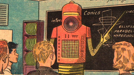 15 Technologies That Were Supposed to Change Education Forever | ICT@school | Scoop.it
