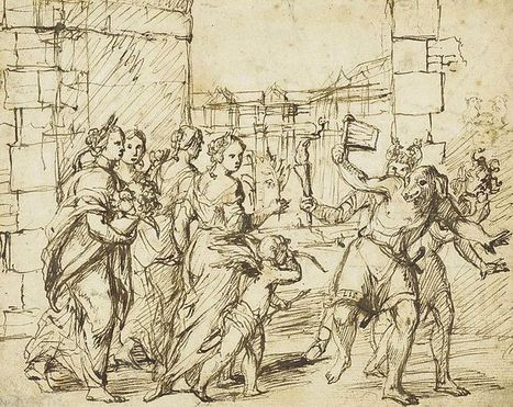 Lupercalia: The Romantic Holiday Before Valentine's Day | Latin Language Blog | Teaching history and archaeology to kids | Scoop.it