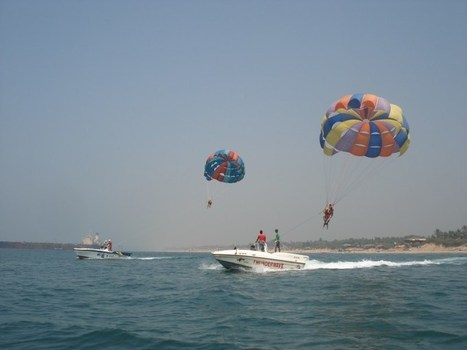 5 Breathtaking Water Sports Actions To Do In Goa   365 Hops-Adventure Tours   Scoop.it