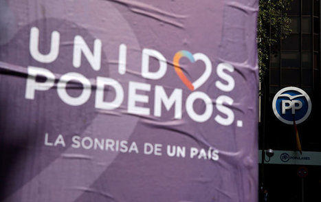 Spanish Left-Wing Podemos Party Poised to Upset Two Party System | Global politics | Scoop.it
