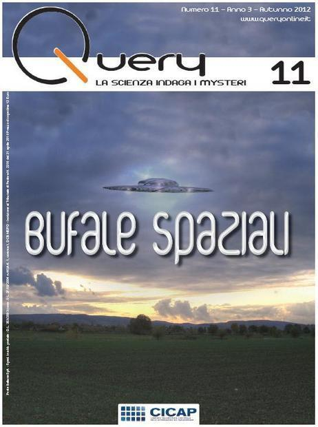 @cicap: Query Online, tag #ufo | The Matteo Rossini Post | Scoop.it