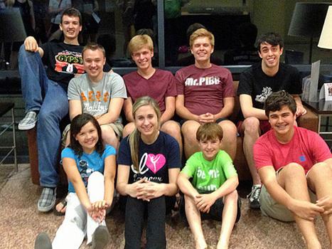 SM East students among cast of Theatre in the Park opener 'Children of Eden' | Prairie Village Post | OffStage | Scoop.it