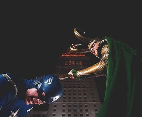 Captain America vs Loki: Could Steve Rogers Win In A Rematch? - moviepilot.com   Marvel and DC   Scoop.it