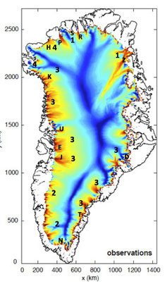 New Paper: Awakening Greenland Giant - Not So Jolly | Sustain Our Earth | Scoop.it