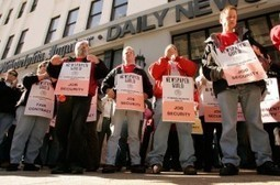 Talk of Philly newspaper strike, unionizing move at Gawker, big window onto media labor relations | Poynter. | Labor and Employee Relations | Scoop.it