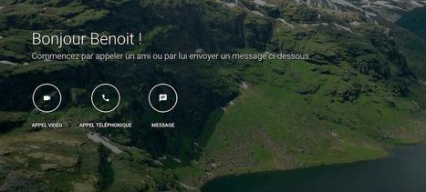 Google Hangout offre une application Web autonome | Clic France | Scoop.it