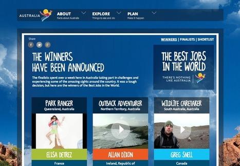 Les jeux-concours et le tourisme : dynamisez-vous ! | e-tourisme | Scoop.it