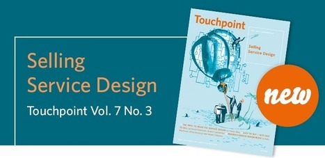 Touchpoint: Selling service design | Designing  service | Scoop.it
