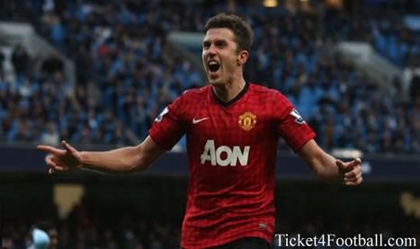 Michael Carrick has Extended his Contract with Manchester United   Football Ticket   Scoop.it