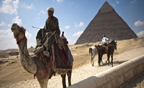 Cash-strapped Egypt considers offering pyramids, other monuments for rent | Égypt-actus | Scoop.it