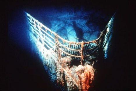 El 'Titanic' tenía defectos de construcción que contribuyeron a su hundimiento | CienciadelaOEI | Scoop.it