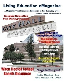 Summer Edition 2013 | Learning Technologies and Science Education | Scoop.it