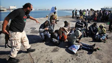 Check out the Photo, says all »» 40 immigrants die in Libya shipwreck - Press TV | Saif al Islam | Scoop.it