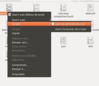 "Ubuntu: Installer l'extension ""Ouvrir en tant que root"" sur Nautilus | Time to Learn | Scoop.it"