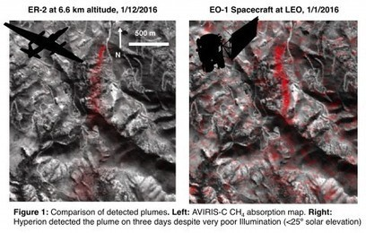 This gas leak was so massive that NASA saw it from space | Zero Waste Europe | Scoop.it