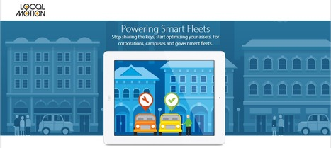 Local Motion - Powering Smart Fleets | Daily Magazine | Scoop.it