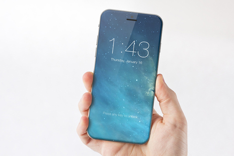Apple's iPhone 8 will feature the radical redesign we've been waiting for | Nerd Vittles Daily Dump | Scoop.it