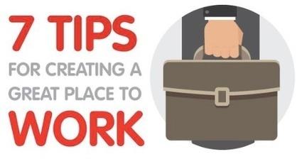 Comment créer un environnement de travail optimal | Teletravail et coworking | Scoop.it