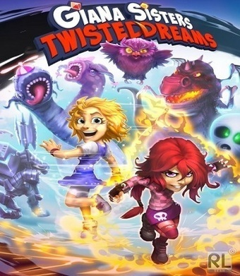 VivlaNextGen: Giana Sisters: Twisted Dreams (PSN)   Vivlawii   Scoop.it