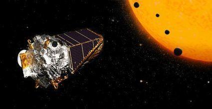 Kepler découvre cent nouvelles exoplanètes, dont cinq habitables | Beyond the cave wall | Scoop.it