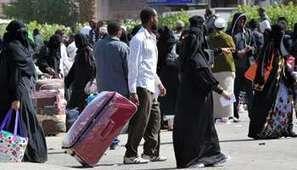 Des milliers d'immigrés éthiopiens fuient l'Arabie saoudite | MENA Zone | Scoop.it