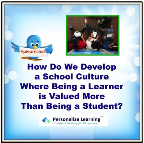 Personalize Learning Twitter Chat:  #plearnchat - Jan. 12th | Personalize Learning (#plearnchat) | Scoop.it