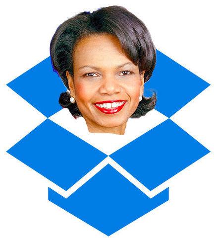 Drop Condoleezza Rice or we will #dropdropbox | François MAGNAN  Formateur Consultant | Scoop.it
