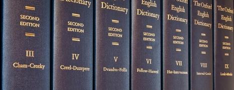 Learning about lexicography: A Q&A with Peter Gilliver part 1 | OUPblog | iEduc | Scoop.it