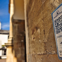 This Entire Town Is Plastered with QR Codes That Link to Wikipedia | QR codes in learning and education | Scoop.it