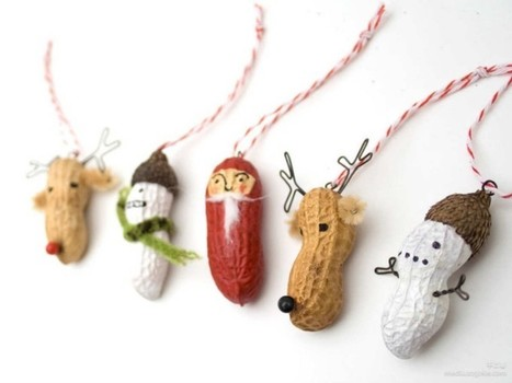 6 DIY Ideas for Making Christmas Ornaments | Home Decor | Scoop.it