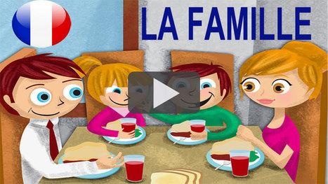Postcast en français : la famille - Français avec Pierre | Education | Scoop.it