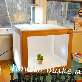 Sewing Barefoot: light box | DIY crafts and more | Scoop.it