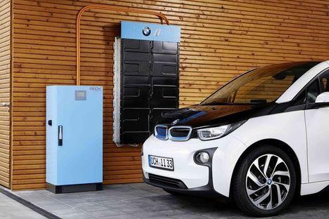 Après Tesla et Daimler, BMW se lance dans le stockage domestique en réutilisant des batteries de modèles i3 - L'Usine de l'Energie | Mobilité et Transports | Scoop.it