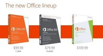 Office 15-Minute Webinar - Get to know the new Office ~ The *Official AndreasCY* | Daily Magazine | Scoop.it