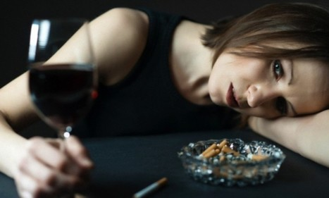 Why women get weepy when drunk: 'Booze blues' hit females faster   The Arts   Scoop.it