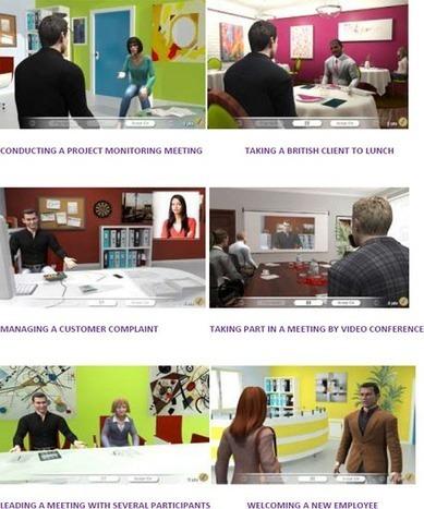 Le Pôle Vinci donne accès à un jeu de simulation professionnel en anglais à ses étudiants | Actualité | Cours et tests de langue en France | Filières | Formations | Studyrama.com | Games e Aprendizagem | Scoop.it