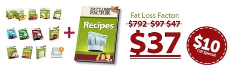 The Fat Loss Factor Program Review by Certified Weight Loss Specialist   Best weight loss programs   Scoop.it