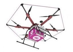 Rakuten se lance dans la livraison par drones - Blog PriceMinister | Revue de presse PriceMinister-Rakuten | Scoop.it