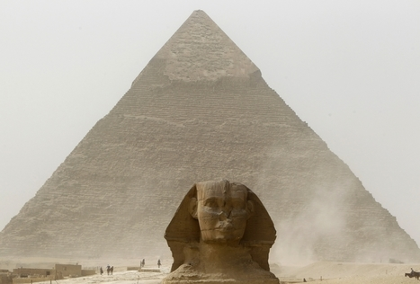 Archaeology Discovery:  4,500-Y-O Funeral Boat Found Near Egyptian Pyramid   Ancient African Mathematics   Scoop.it