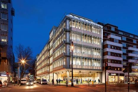 NEW UCLH CLINICAL FACILITY BY SCOTT TALLON WALKER ARCHITECTS | Architecture | Scoop.it
