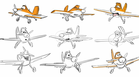 """Disney holds its first ever aviation press day for - you guessed it - """"Planes"""" » APEX Editor's Blog 