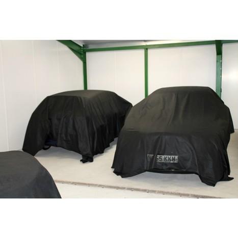 "Indoor Car Cover - Soft Cotton Dust Cover(18' 6"" X 11' 6"") | Auto Restoration | Scoop.it"