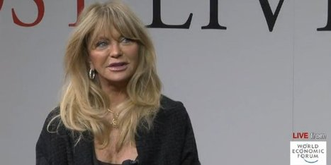 Goldie Hawn: 'If You Lose Wonder, You've Lost Everything' | AUSTERITY & OPPRESSION SUPPORTERS  VS THE PROGRESSION Of The REST OF US | Scoop.it