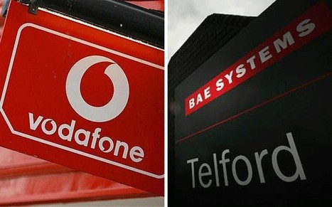 BAE and Vodafone partner for cyber-security market push - Telegraph | Information Security Madness | Scoop.it