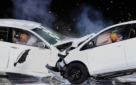 Obese drivers more likely to die in car crashes | No Such Thing As The News | Scoop.it