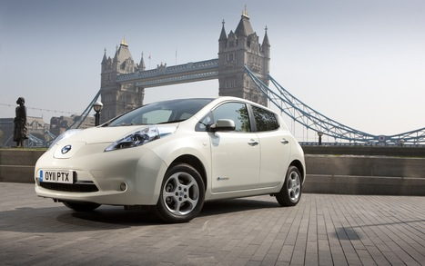 Industry reveals how UK car makers are accelerating emission cuts | sustainability topics | Scoop.it