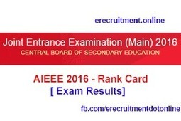 JEEMain 2016 Exam Result Live on Today 5pm| cbseresults.nic.in | Movie Songs Lyrics | Scoop.it