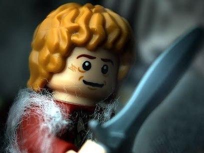 Lego: The Hobbit - EPISODE 1: Bilbo Baggins | Gold Bars | Scoop.it